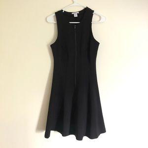 Bar III scuba fit and flare dress
